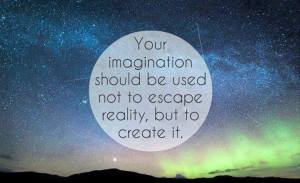 Imagination Reality