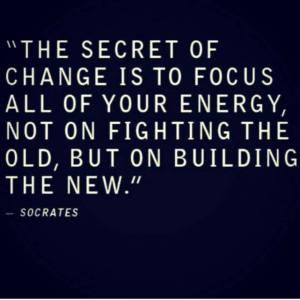 A Secret for Change