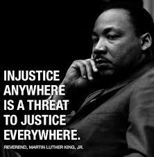 The Threat of Injustice