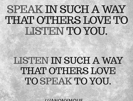 Speak the Language of Love