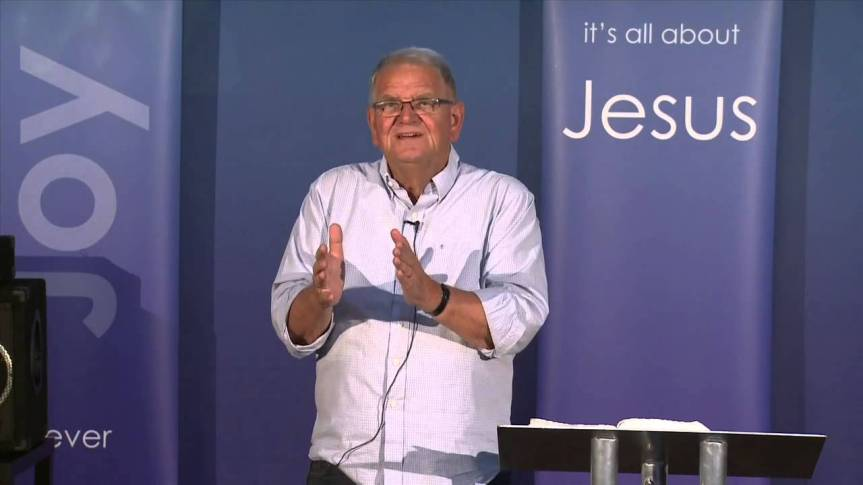 Terry Virgo: Jonah – God Uses Imperfect People