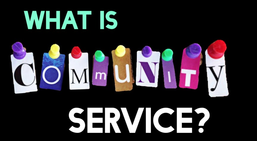 Madeline G: What Is CommunityService?