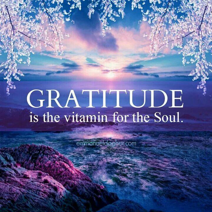 Prayer of Gratitude toGod