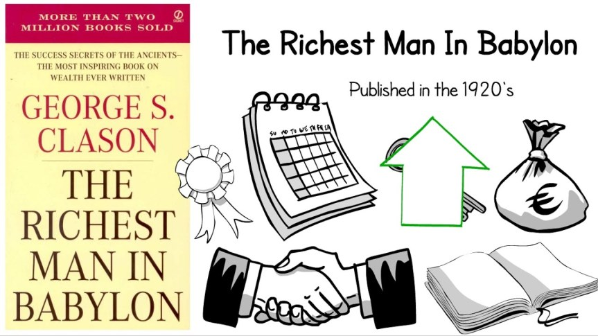 The Richest Man in Babylon – OG Mandino (Animated Review and Analysis)