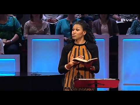 Priscilla Shirer: Begin the Battle on Your Knees